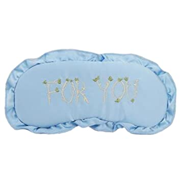 022de13b1d8 Image Unavailable. Image not available for. Color  Lovely for You Mask  Sleep Breathable Mask Comfortable Sleep Mask Eye-Shade Aid-Sleeping