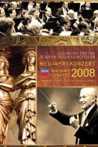 New Year's Concert 2008 / Pretre, Wien Phil. ()