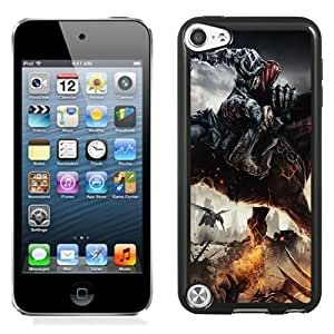New Fashionable Designed For iPod Touch 5th Phone Case With Darksiders Wrath of War Phone Case Cover