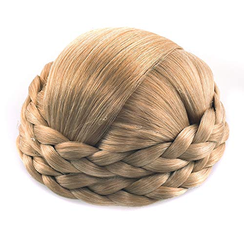 Synthetic Hairpieces Scrunchie Extensions Straight