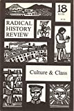 img - for RADICAL HISTORY REVIEW #18. Fall, 1978. book / textbook / text book
