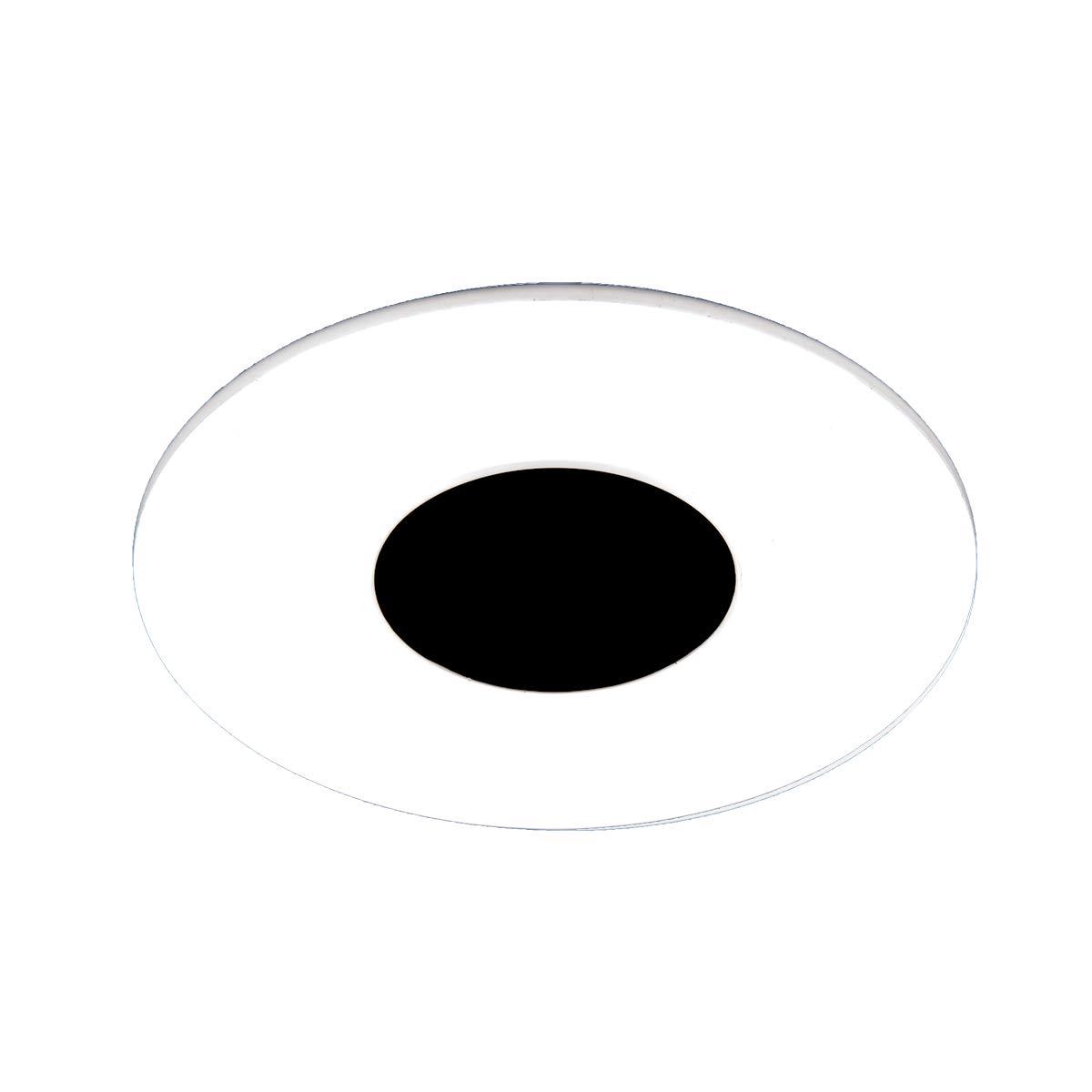 WAC Lighting R3CRPT-WT Oculux Architectural 3.5 LED Round Pinhole Trim White