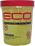 ECOCO EcoStyler Styling Gel, Moroccan Argan Oil, 32 oz