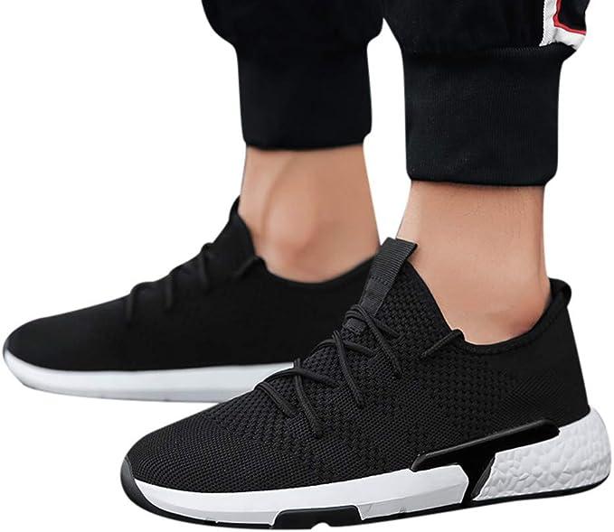 Calzado Deportivo Zapatos Hombres Zapatillas Outdoor Ultra Raises ...