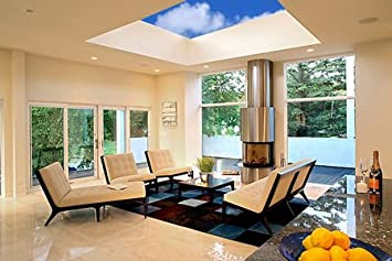 Glass Skylight/rooflight For Flat Roofs 1000x1500