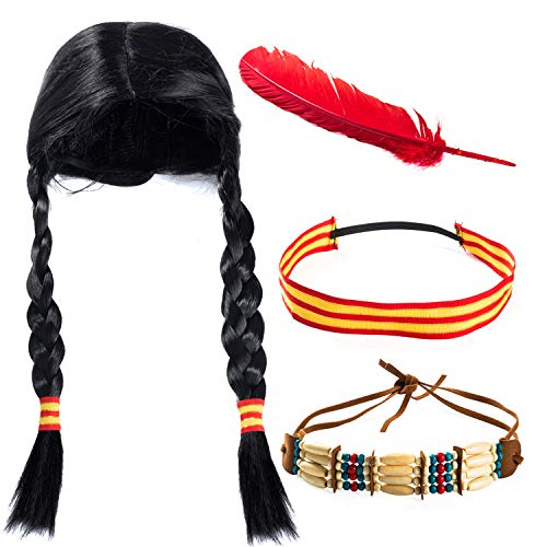 Tigerdoe Indian Maiden 4 Pc - Indian