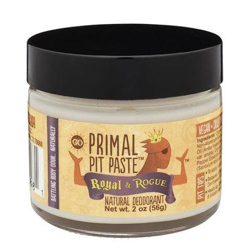 Primal Pit Paste Royal & Rogue Deodorant Jar