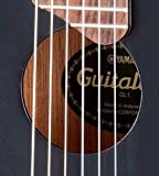 Yamaha GL1 Guitalele Ukulele with Gig Bag (Black)