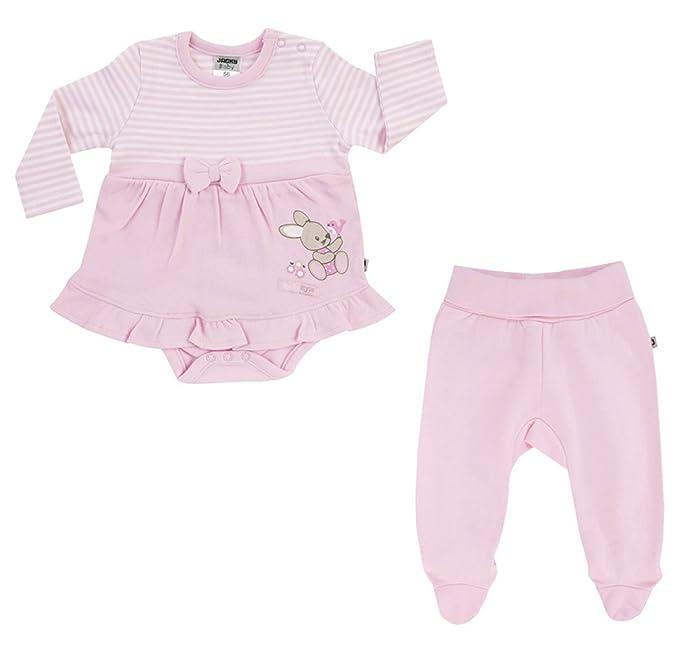 JACKY Serie Bunny Jeans Vestido Pelele bebé niña Bodies Sets Sacos de Dormir: Amazon.es: Ropa y accesorios