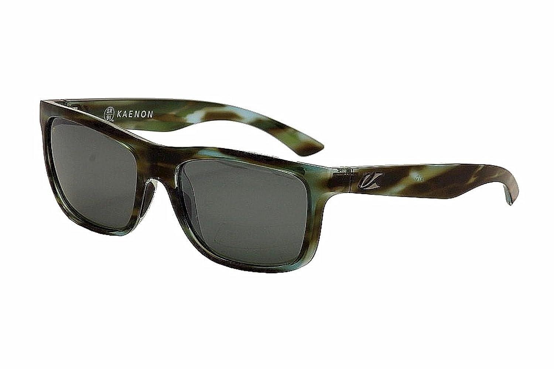 Kaenon mens sunglasses - Amazon Com Kaenon Mens Clarke Polarized Sunglasses Abalone Grey 12 Black Mirror Clothing
