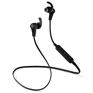 XCSOURCE® Bluetooth 4.2 Magnet Headphones auriculares inalámbricos estéreo Bluetooth Auriculares estéreo en el oído manos libres para iOS Android TH574: ...