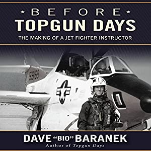 Before Topgun Days Audiobook