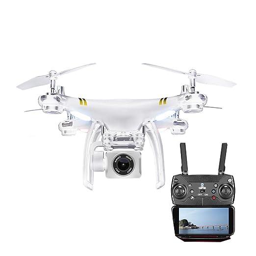 Drone con cámara de 110 ° 1080P HD Video en Vivo Resistencia al ...