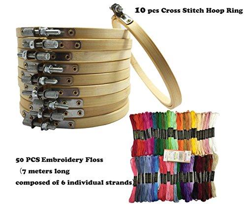 Levylisa Ring Pillow Alternative Embroidery Hoop Art Rustic