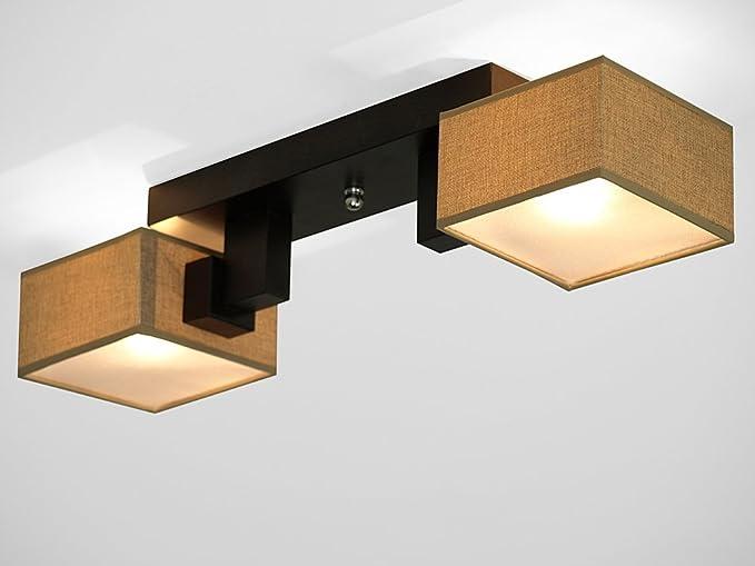Plafoniere Da Soffitto In Tessuto : Wero design lampada da soffitto plafoniera di barsa della
