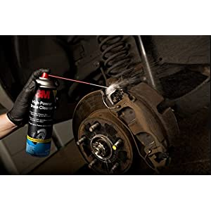 3M 08179 High Power Brake Cleaner - Low VOC - 14 oz