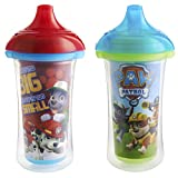 2 year old sippy cup - Munchkin Paw Patrol Click Lock Insulated Sippy Cup