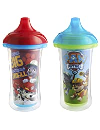 Munchkin Paw Patrol Click Lock Insulated Sippy Cup BOBEBE Online Baby Store From New York to Miami and Los Angeles