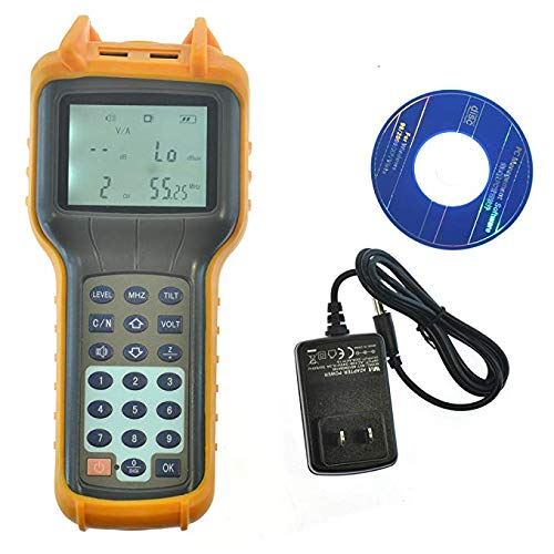 RY-S110D CATV Cable TV Handle Digital Signal Level Meter DB Tester 5-870MHz Home Improvement Tools & Testers at amazon
