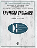 Concerto Piano and Wind, Verne Reynolds, 0769264972