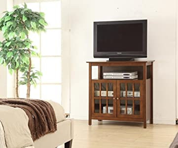 Convenience Concepts Contemporary Big Sur Highboy Tv Stand
