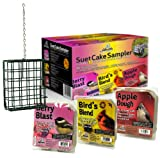 Heath Outdoor Products SCS-1 Suet Cake Assortment Pack, Case Of 11
