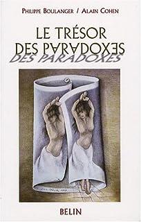 Le trésor des paradoxes, Cohen, Alain