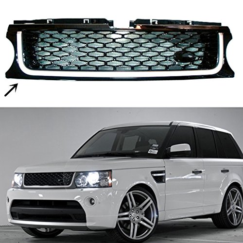2011 Land Rover Range Rover Sport Exterior: Compare Price To Range Rover Sport Hood Vent