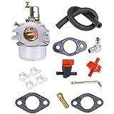 Carburetor for Kohler K321 K341 Cast Iron 14 16 HP K-Series Gas Engines Carb