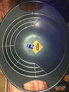 Sartén wok Castey dos asas 28 cm