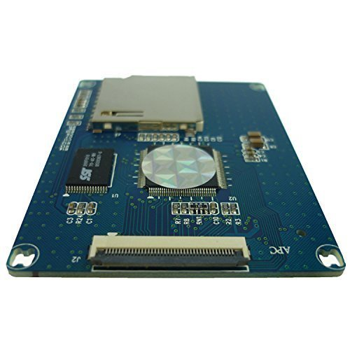 "1.8/"" 40pin ZIF//CE HDD to SD Card Adapter OS Bootable from SD MMC Card"