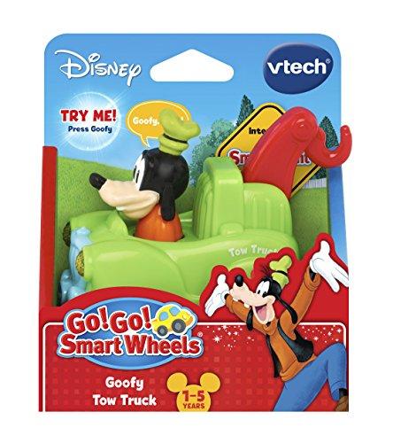 Smart Wheels Goofy Tow Truck 80-511300 Go VTech Go