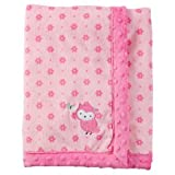 Best Child of Mine by Carter's Gifts For Newborn Girls - Child of Mine Newborn Plush Baby Blanket, Owl Review