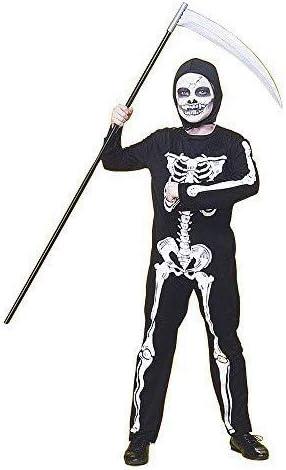 Rubies - Disfraz infantil de esqueleto, 3-4 años (Rubie's 12507-S)