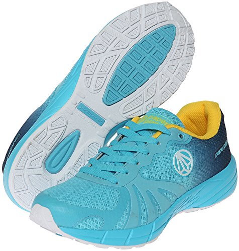 Mint 5 Paperplanes Mesh Women Yellow Running 1194 6 Shoes Color Trendy Gradation CPqFrw0xgP