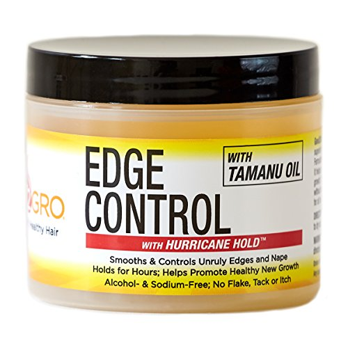 Good2Gro Edge Control - Smoothes and Controls Unruly Edges; Locks-In Styles; Non Greasy; No Flake, Tack or Itch; Adds Moisture and Shine 4 oz. by Good2Gro (Image #9)