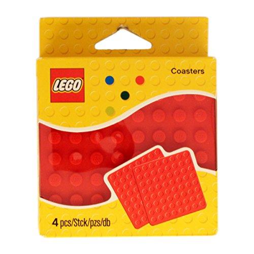 LEGO 850421 Lego Silicone Coasters