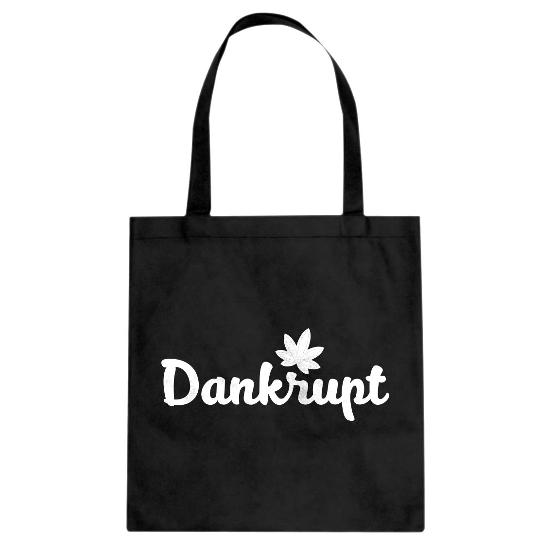 Indica Plateau Dankrupt Cotton Canvas Tote Bag