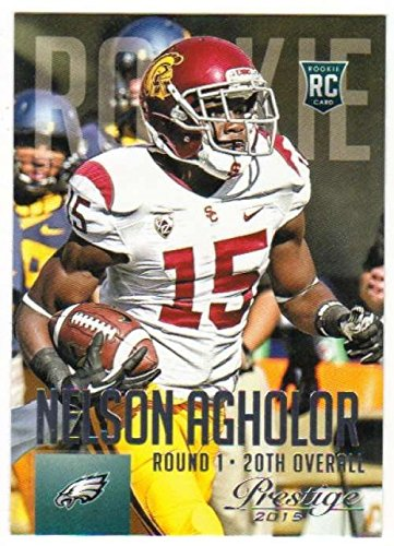 2015 Prestige Rookies #272 Nelson Agholor Eagles
