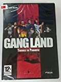 Gangland Trouble in Paradise (Windows CD) RTS/RPG/SIM all in one