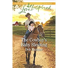 The Cowboy's Baby Blessing (Cowboy Country)