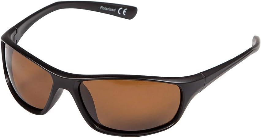 Fox Wraps Polarised Sunglasses Black Gloss Frame Grey Lens NEW Carp Fishing