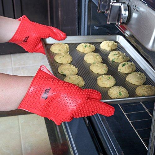 Výsledok vyhľadávania obrázkov pre dopyt hot hands non slip cooking gloves