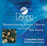 Remembering Kenny Hinson Compilation [Accompaniment/Performance Track]