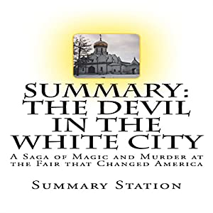 devil in the white city analysis essay The devil in the white city good vs evil essay good versus evil the devil in the white city by erik larson depicts that wherever there is good, there is evil as well.