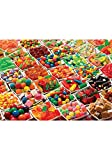 Outset Sugar Overload 1000 Piece Cobble Hill Puzzle Standard