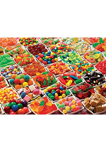 Outset Sugar Overload 1000 Piece Cobble Hill Puzzle Standard by Outset