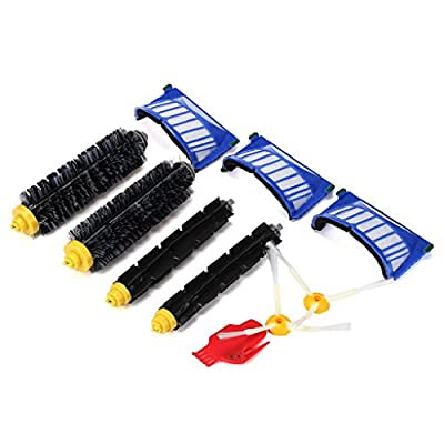 Accessory for Irobot Roomba 585 595 600 620 650 Series Vacuum Cleaner Replacement Part Kit for Mother's Day By SmartK