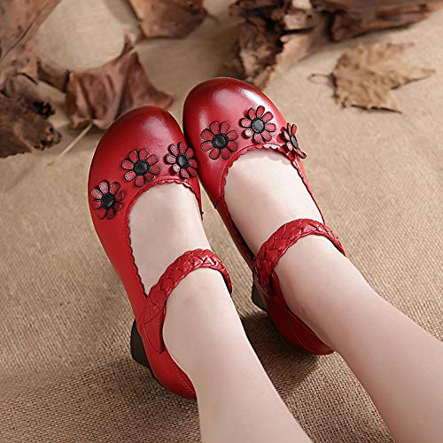 Fuxitoggo 38 Rosso Eu Dimensione Rosso colore Scarpe CrwaOzqx6C