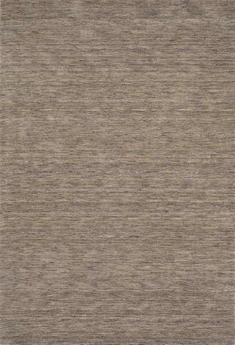 "picture of Dalyn Rafia Area Rug RF100GR Granite Solid Striation 3' 6"" x 5' 6"" Rectangle"